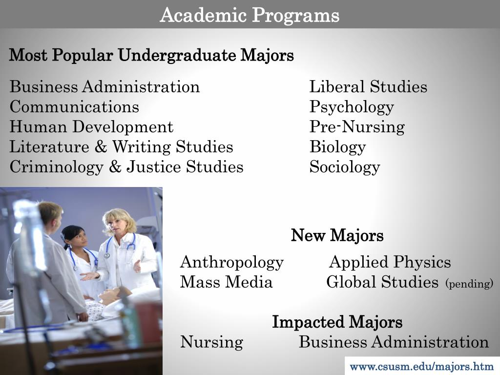 PPT - CALIFORNIA STATE UNIVERSITY SAN MARCOS CAMPUS HIGHLIGHTS 2008