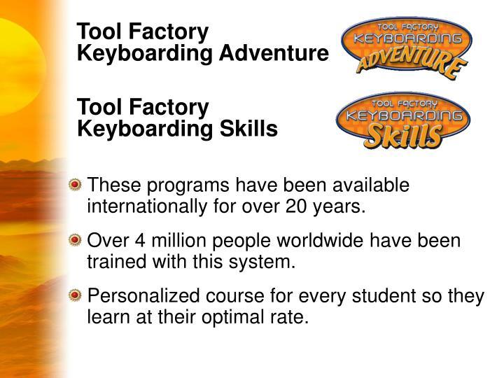 Tool Factory