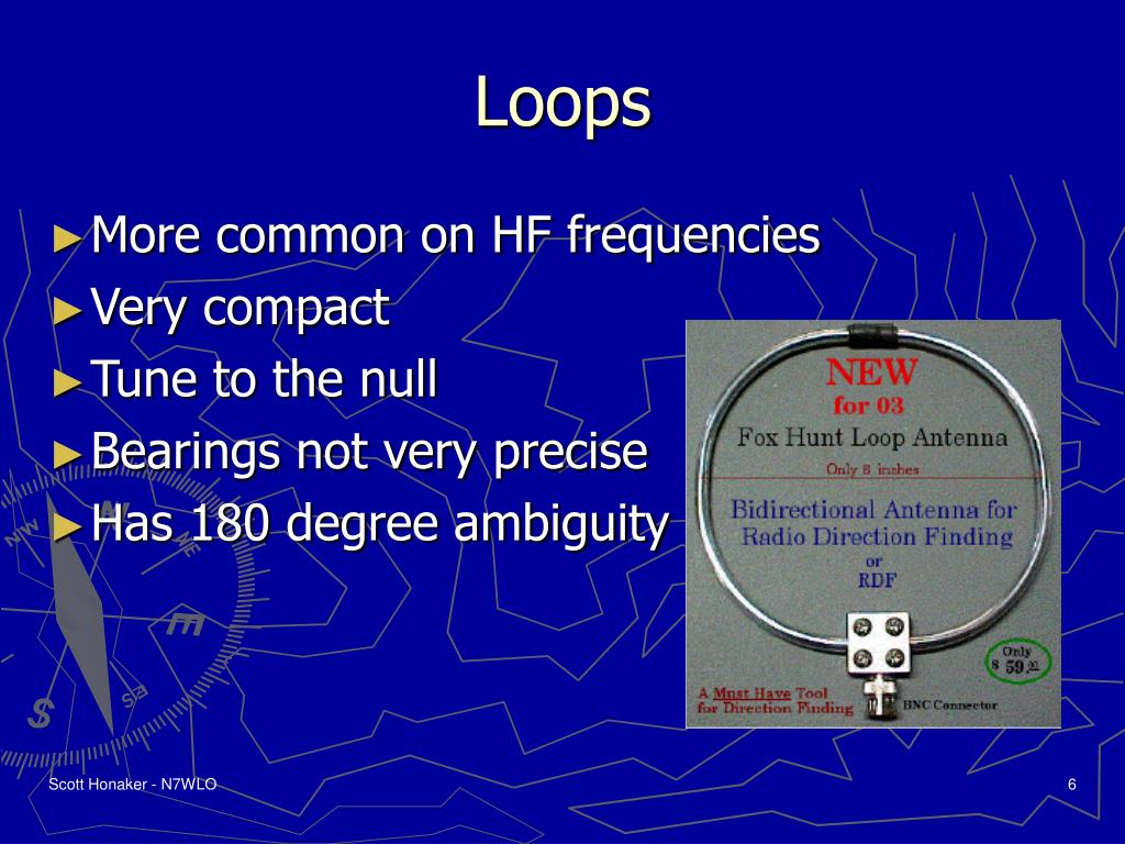 PPT - Radio Direction Finding PowerPoint Presentation - ID