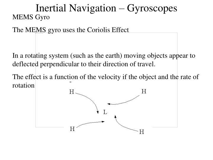 MEMS Gyro