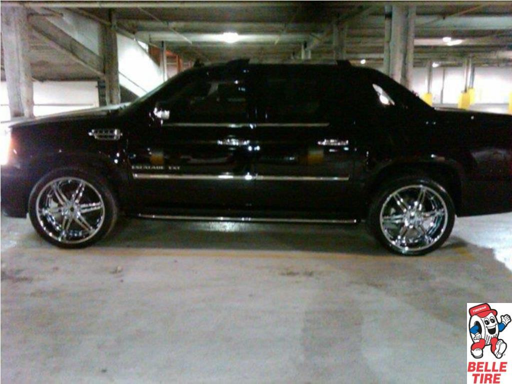 "2011 Cadillac EXT 24"" MHT Elite Kabura 6"