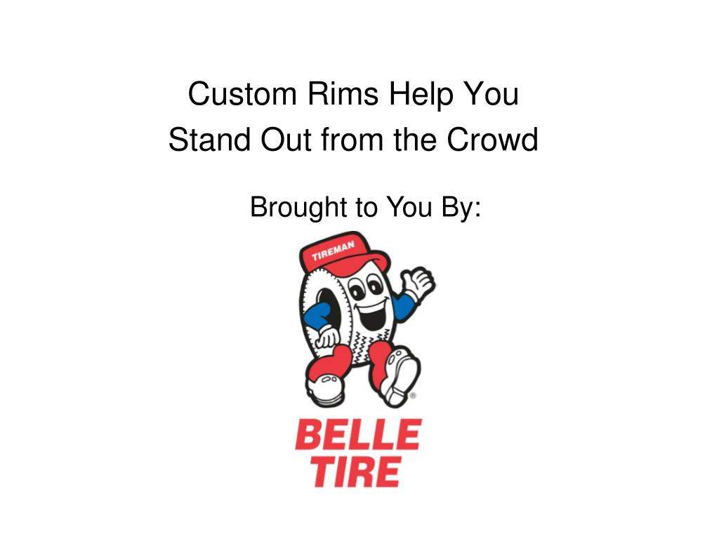 custom rims help you stand out from the crowd l.
