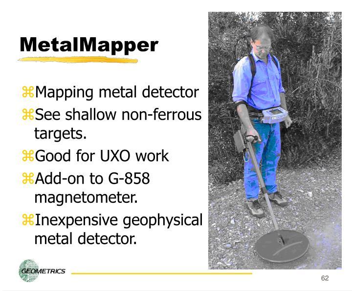MetalMapper