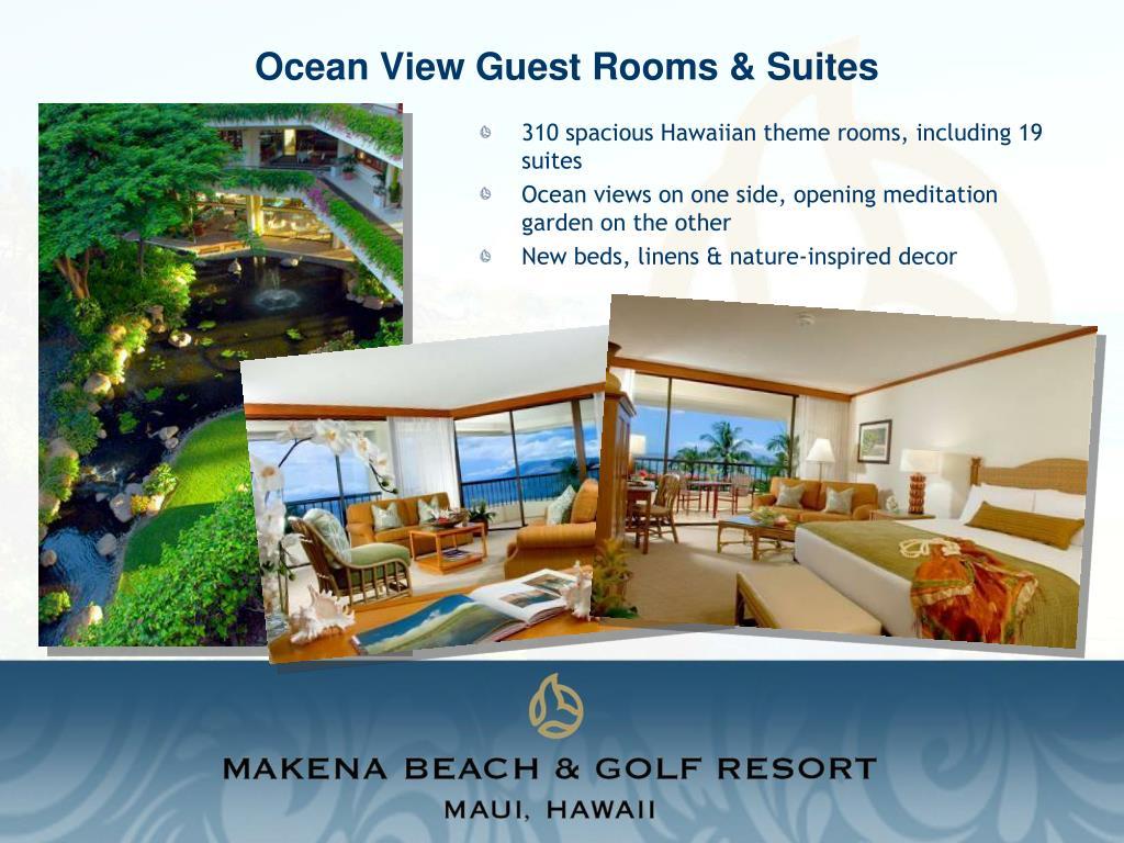 Ocean View Guest Rooms & Suites