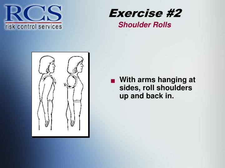 Exercise #2
