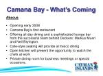 camana bay what s coming45