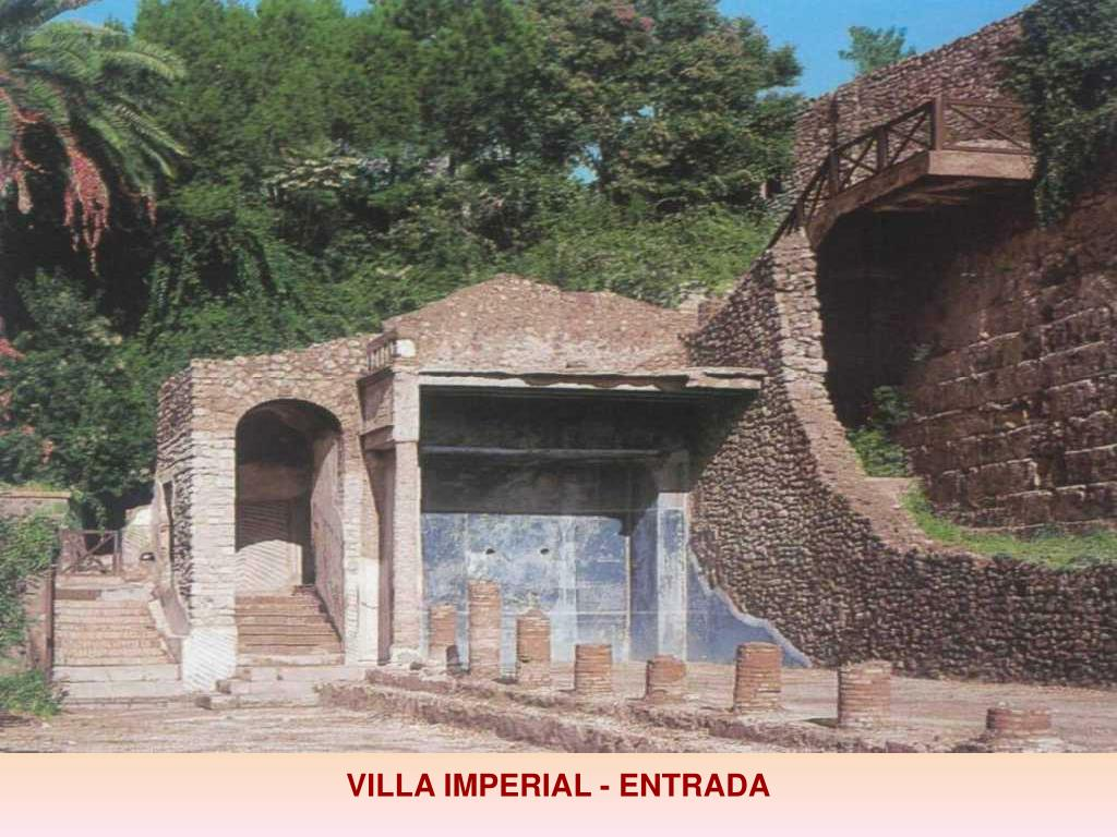 VILLA IMPERIAL - ENTRADA