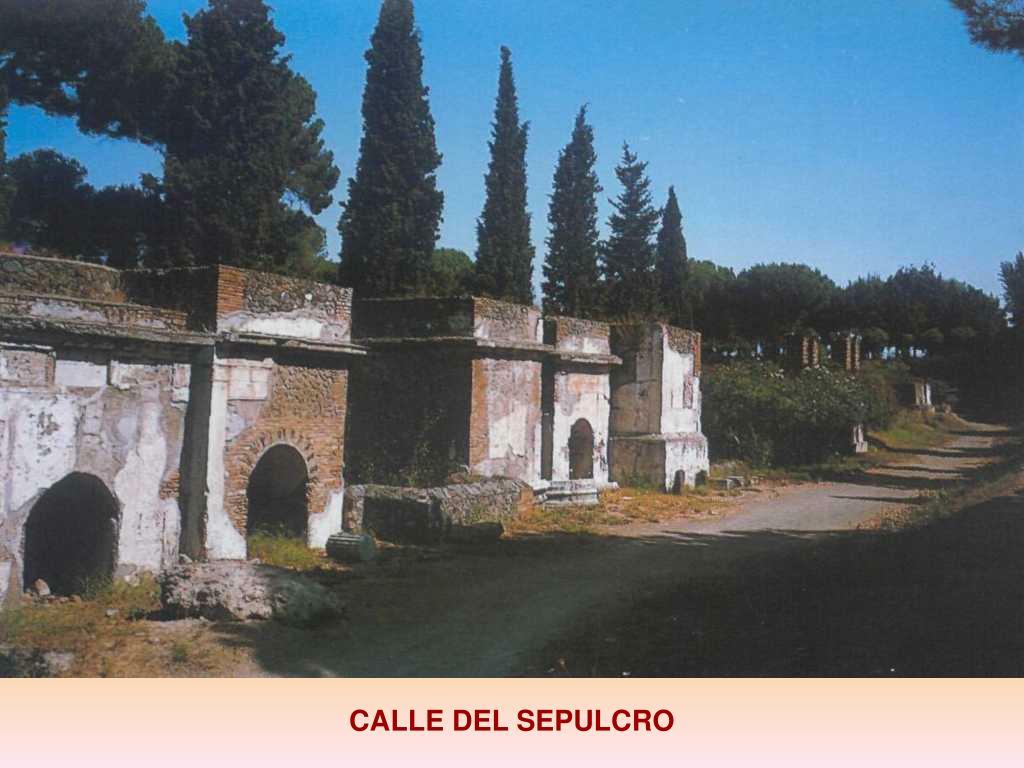 CALLE DEL SEPULCRO