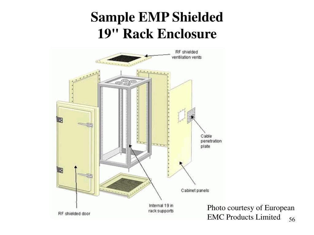 Sample EMP Shielded