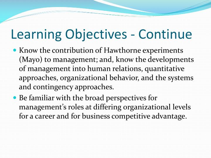 advantages of human relations approach to management