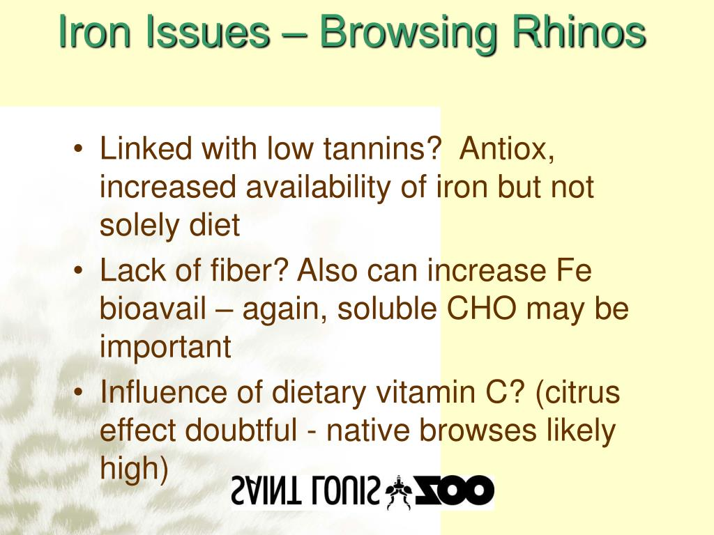 Linked with low tannins?  Antiox, increased availability of iron but not solely diet