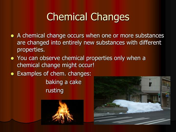 Ppt Chemical Properties Powerpoint Presentation Id1217059