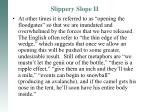 slippery slope ii