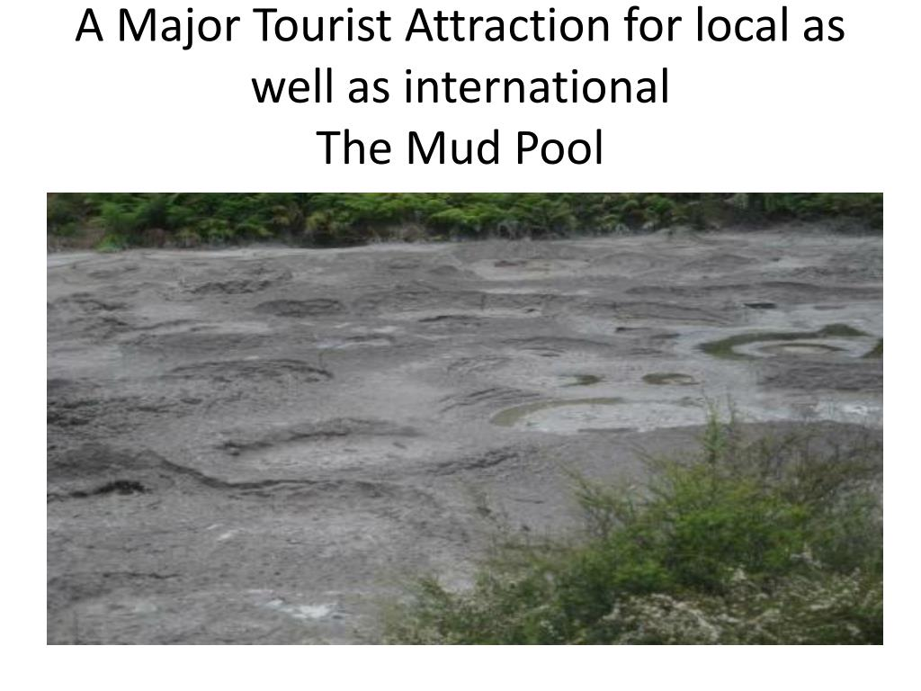 A Major Tourist Attraction for local as well as international