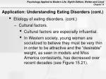 application understanding eating disorders cont66