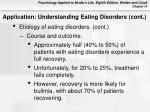 application understanding eating disorders cont70