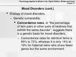 mood disorders cont36