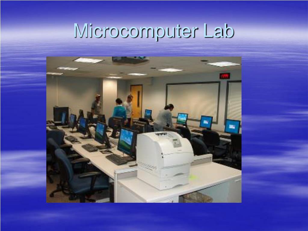 Microcomputer Lab