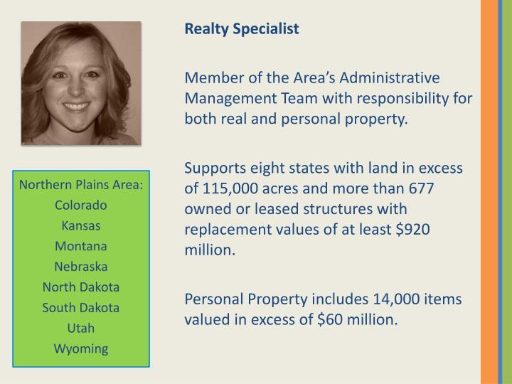 Realty Specialist