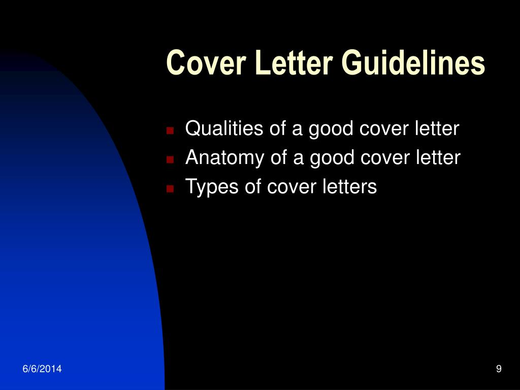 ppt - creating an effective resume and cover letter powerpoint presentation