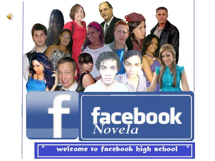 Facebook novela