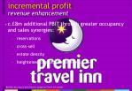 incremental profit revenue enhancement