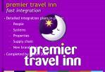 premier travel inn fast integration