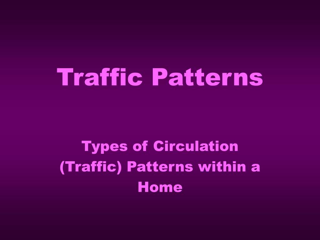 traffic patterns l.