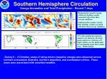 southern hemisphere circulation8