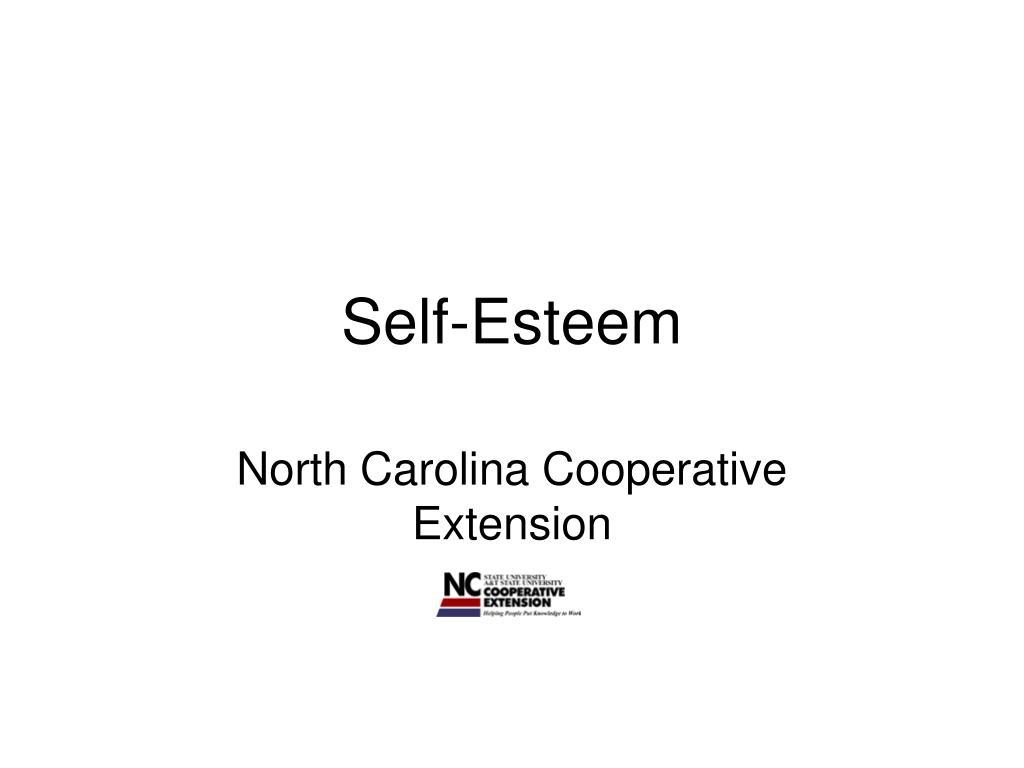 self esteem l.