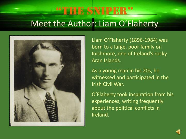 liam oflaherty biography Liam o'flaherty biography 'i was born on a storm-swept rock and hate the soft growth of sunbaked lands where there is no frost in men's bones.