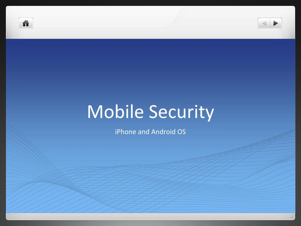mobile security l.