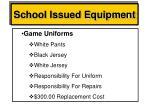 school issued equipment2