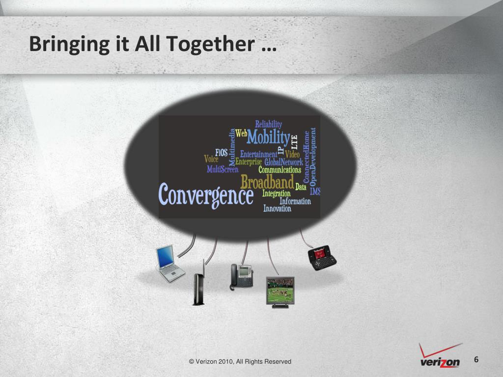 Bringing it All Together …
