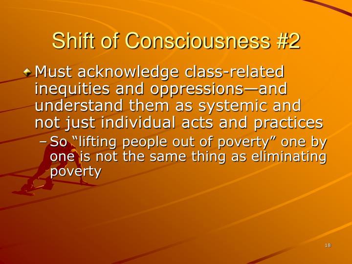 Shift of Consciousness #2