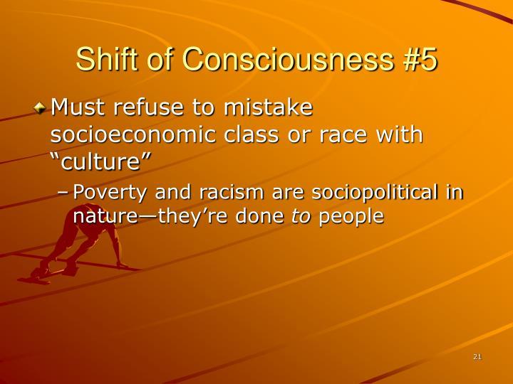 Shift of Consciousness #5