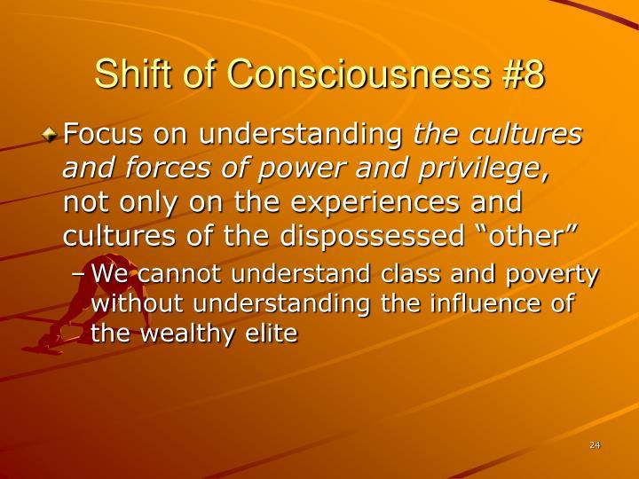 Shift of Consciousness #8
