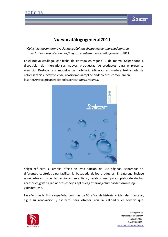 Nuevocatálogogeneral2011