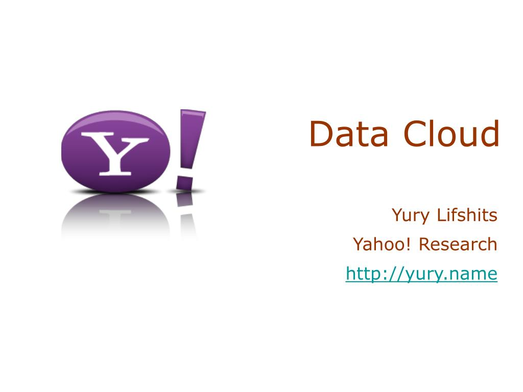 data cloud l.