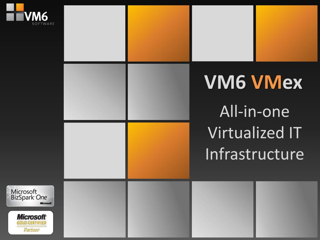 all in one virtualized it infrastructure l.