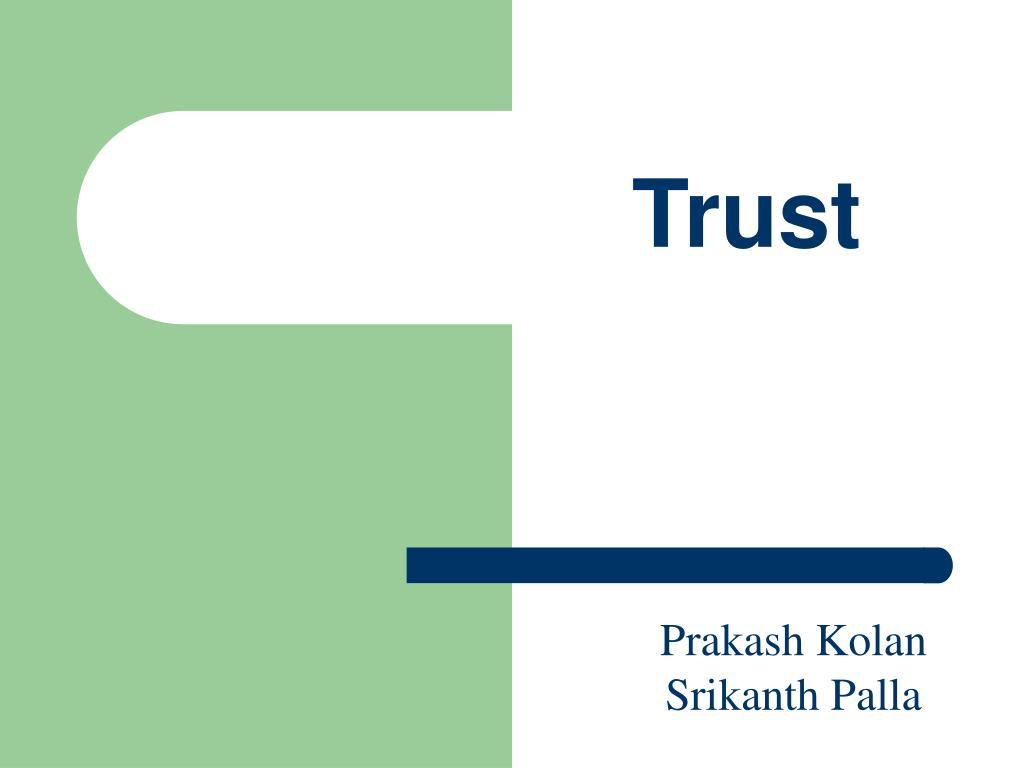 trust l.