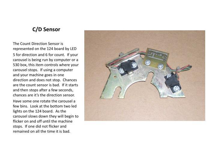 C/D Sensor