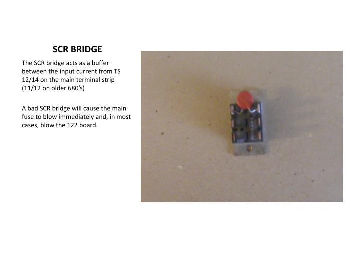 SCR BRIDGE