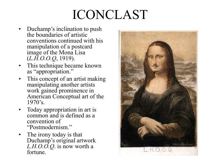 ICONCLAST