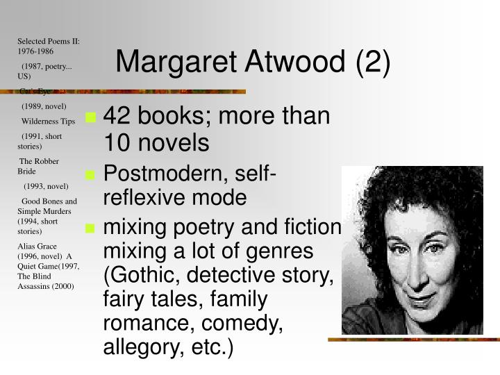 this is a photograph of me by margaret atwood This is a photograph of me  it was taken some time ago at first it seems to be a smeared  you will be able to see me) from the circle game by margaret atwood.