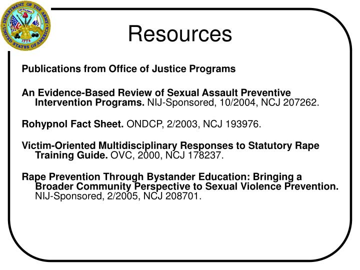 Publications from Office of Justice Programs