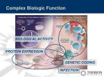complex biologic function2