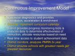 continuous improvement model5