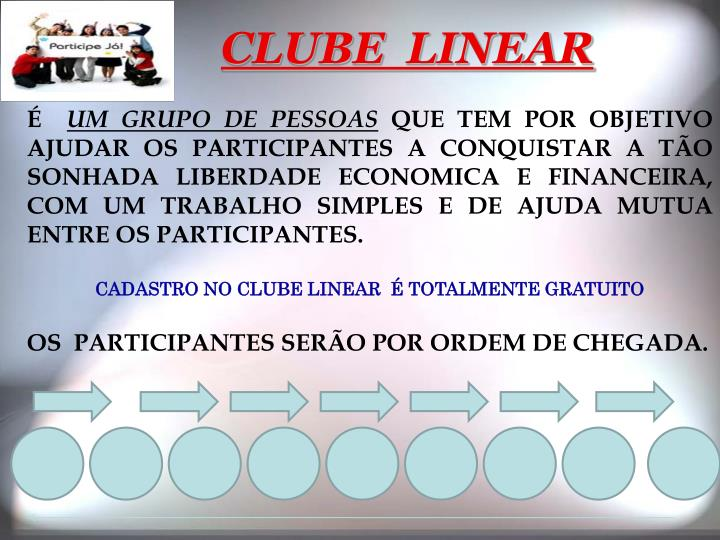 CLUBE  LINEAR