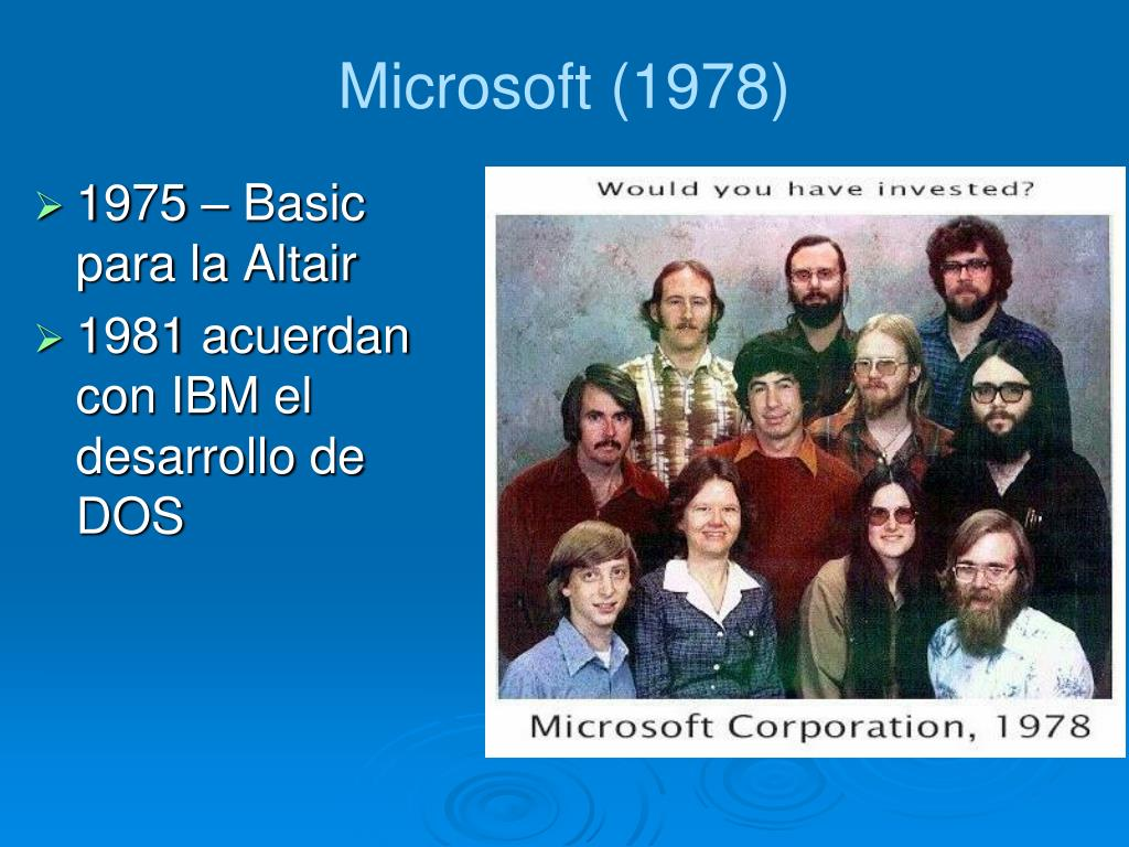 Microsoft (1978)